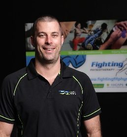 Dean Phelps Head Physiotherapist Fighting Fit Physio Gold Coast 1