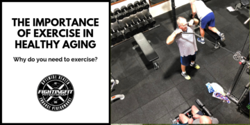 The Importance of Exercise in Healthy Ageing
