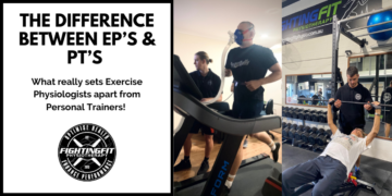 What is the difference between a Personal Trainer and Exercise Physiologist?