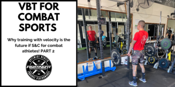 Velocity Based Training For Combat Sports: Part 2