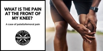 What is that pain at the front of my knee?